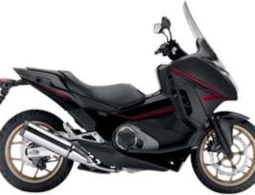 Wilbers suspension for Honda NC 750D Integra